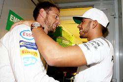 Jenson Button, McLaren Honda, Lewis Hamilton, Mercedes AMG F1