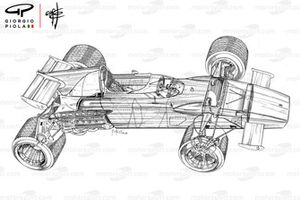 Ferrari 312B2 1971 detailed overview