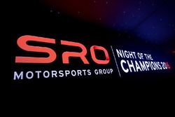 SRO Night of the Champions 2016 prijsuitreiking