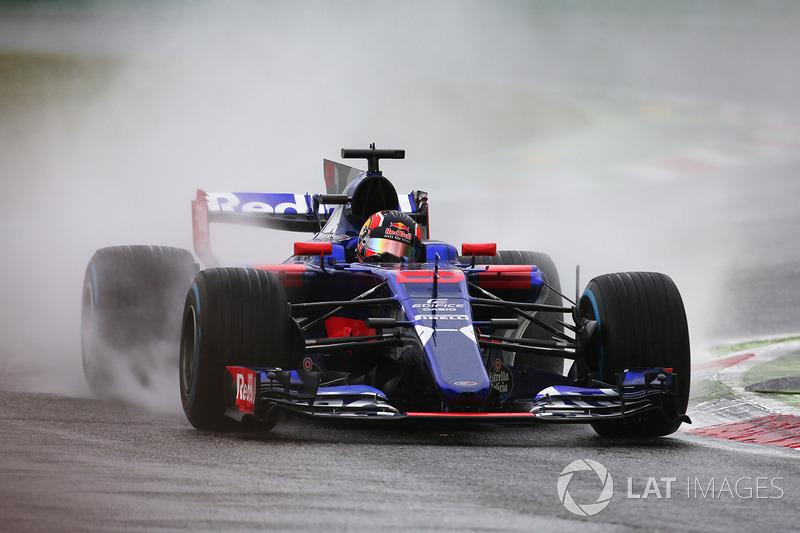 8. Daniil Kvyat, Scuderia Scuderia Toro Rosso STR12