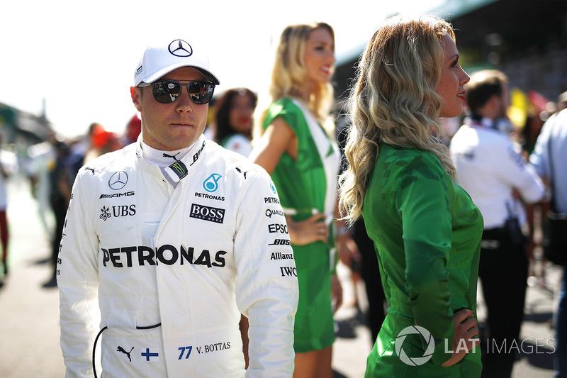 2e : Valterri Bottas (Mercedes)