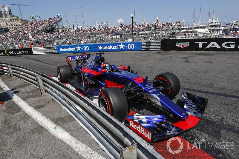 Гран При Монако: сход, классифицирован на 14-м месте. Личный зачет: 4 очка, 15 место