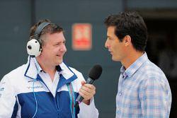 David Croft interviewe Mark Webber