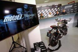 Triumph annoncé comme nouveau fournisseur des moteurs Moto2 à partir de 2019