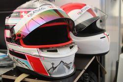 Rikli Motorsport, helmets