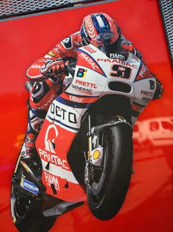 Danilo Petrucci, Pramac Racing poster