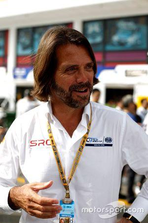 Stephane Ratel, Founder SRO