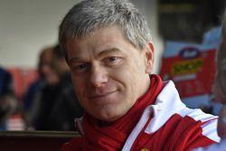 Директор программы Ferrari в гонках класса GT и клиентской программы Corse Clienti Антонелло Колетта