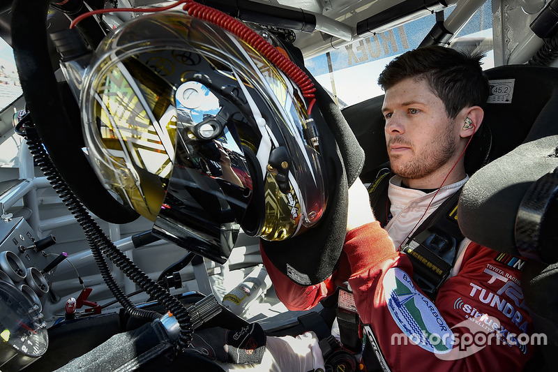 Ryan Truex, Hattori Racing Enterprises Toyota