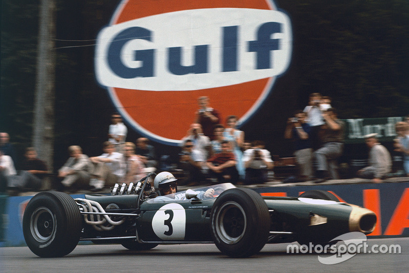 =27. Jack Brabham, 28
