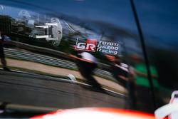 Logo Toyota Racing