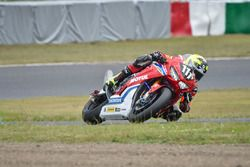 #111 Honda Endurance Racing: Julien Da Costa, Sebastien Gimbert, Freddy Foray
