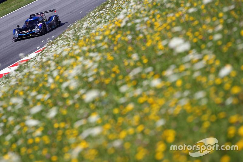 #8 Duqueine Engineering, Ligier JS P3 – Nissan: Vincent Beltoise, Lucas Legeret, Douglas Lundberg