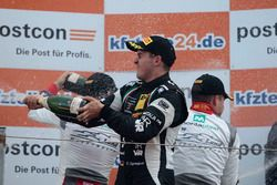 Podium: #6 HB Racing WDS Bau, Lamborghini Huracán GT3: Florian Spengler