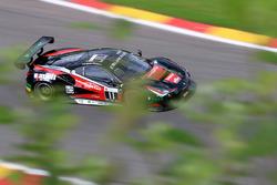#11 Kessel Racing Ferrari 488 GT3: Michal Broniszewski, Andrea Rizzoli, Alessandro Bonacini