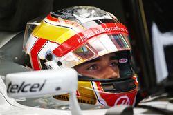 Charles Leclerc, Haas F1 Team VF-16 Piloto de prueba