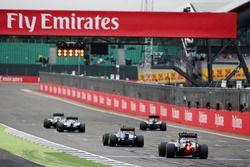 Nico Hulkenberg, Sahara Force India F1 VJM09 practices a start