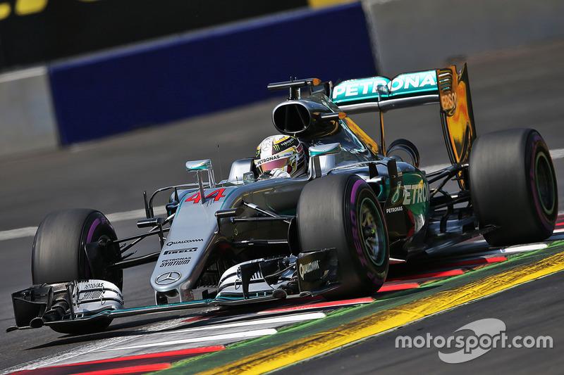 Record du circuit pour Hamilton