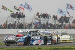 Esteban Gini, Nero53 Racing Torino, Mathias Nolesi, Nolesi Competicion Ford, Omar Martinez, Martinez Competicion Ford