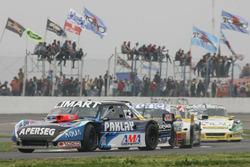 Esteban Gini, Nero53 Racing Torino, Mathias Nolesi, Nolesi Competicion Ford, Omar Martinez, Martinez
