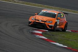 Vincent Radermecker, Milo Racing, VW Golf GTI TCR