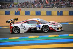#71 AF Corse Ferrari 458 Italia GT3: Феліпе Баррейрос, Мадс Расмуссен