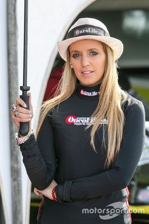 Chica del Paddock Argentina Oncolife