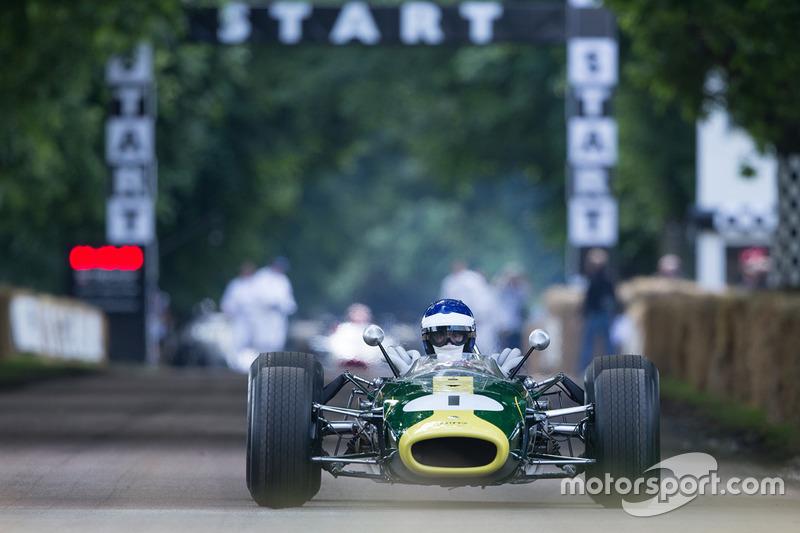 Lotus BRM 43 - Andy Middlehurst