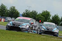 Mato Homola, Seat Leon B3 Racing Ungheria