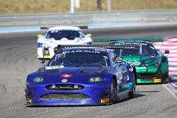 #14 Emil Frey Racing Jaguar: Emil Frey, Stéphane Ortelli