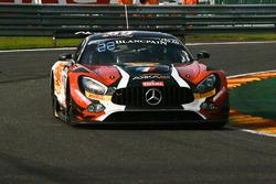 #89 AMG - Team AKKA ASP Mercedes-AMG GT3: Daniele Perfetti, Laurent Cazenave, Michael Lyons, Morgan