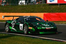 #90 AF Corse - Spirit Of Race Ferrari 458 Italia GT3: Ezequiel Perez Companc, Raffaele Giammaria, Al