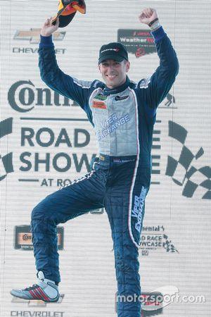 GTD podium: ganador, Jeroen Bleekemolen, Riley Motorsports