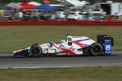 R.C. Enerson, Dale Coyne Racing, Honda