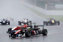 Joel Eriksson, Motopark, Dallara F312 - Volkswagen, Guanyu Zhou, Motopark, Dallara F312 - Volkswagen