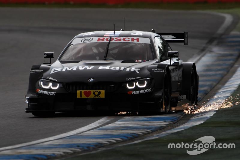 #2: Bruno Spengler beim DTM-Test in Hockenheim