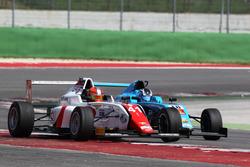 Raul Guzman Marchina, DR Formula and Marcos Siebert, Jenzer Motorsport