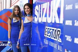 Gridgirls von Suzuki