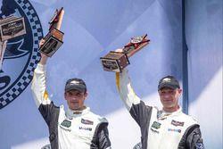 Platz 3 GTLM: #3 Corvette Racing, Chevrolet Corvette C7.R: Antonio Garcia, Jan Magnussen