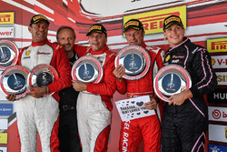 Coppa Shell podium