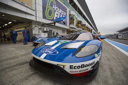#67 Ford Chip Ganassi Racing Team UK Ford GT