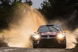 Андреас Миккельсен и Андерс Егер, Volkswagen Polo WRC, Volkswagen Motorsport