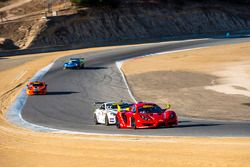 #45 Racers Edge SIN R1 GT4: Scott Heckert, Chris Beaufait