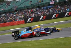 Akash Nandy, Jenzer Motorsport en Jake Hughes, Arden International