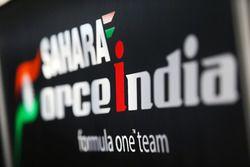 Logo de Sahara Force India F1 Team