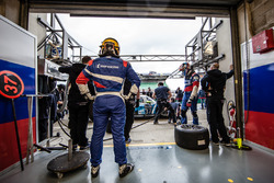 Boxenstopp-Training: #37 SMP Racing BR01 Nissan: Vitaly Petrov, Viktor Shaytar, Kirill Ladygin