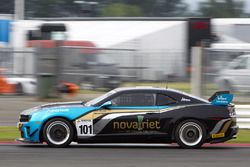 #101 V8 Racing International, Chevrolet Camaro GT4: Jelle Beelen, Marcel Nooren