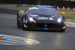 #26 Classic & Modern Racing Ferrari 458 Italia GT3 : Nicolas Misslin, Matthieu Vaxiviere
