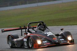 #68 PS Racing, Ligier JS53: Akihiro Asai, Kenji Abe, Qin Tianqi