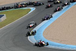 Leonardo Pulcini, Campos Racing leads